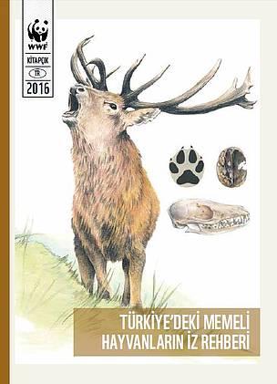 kapak, rapor, kitapcik, memeli, turkiye, iz rehberi